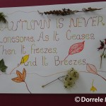 Poster Leaves