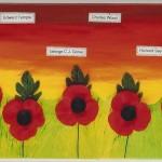 Eleven Poppies, Eleven Soldiers, Eleven Months, Eleven Days, Eleventh Hour